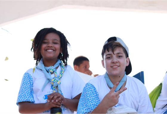 Movimento Bandeirante completa 100 Anos potencializando a formação de crianças e jovens