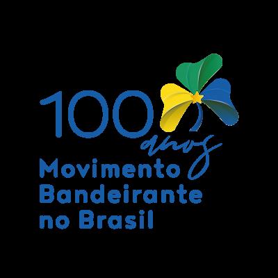 Movimento Bandeirante lança marca comemorativa de 100 anos